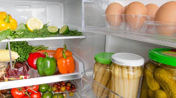 Tips on food storage- Refrigerate it right!