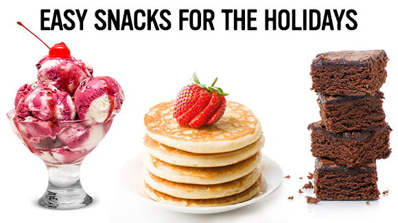 Easy snacks for the holidays