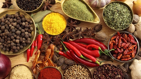 Spice blends for a flavourful meal