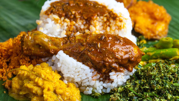 The Art of Sri Lankan Cooking
